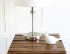 میز چوبی شیک و زیبا