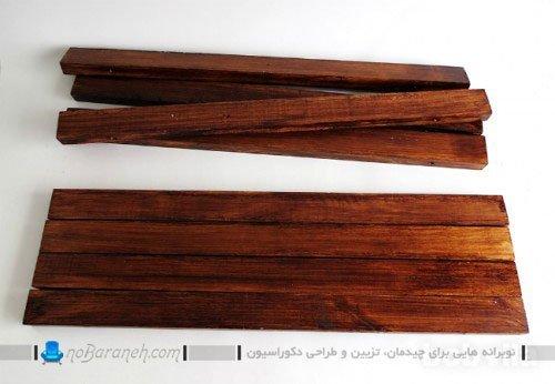 آموزش ساخت پادری چوبی