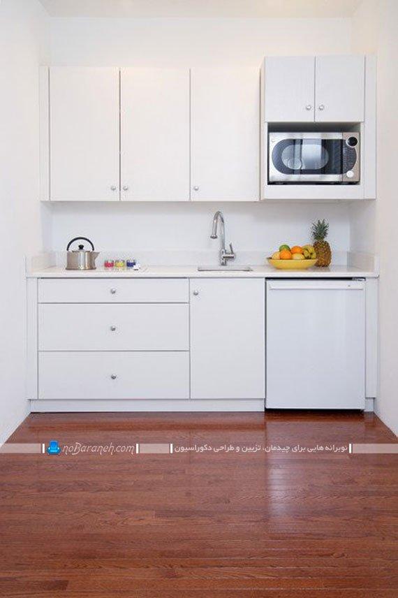 دکوراسیون آشپزخانه کوچک و ساده