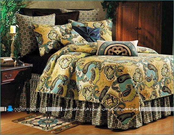 روتختی های مراکشی برای تزیین اتاق خواب