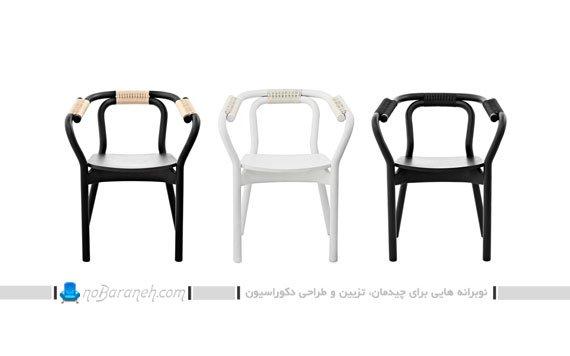 صندلی ناهارخوری کلاسیک و شیک