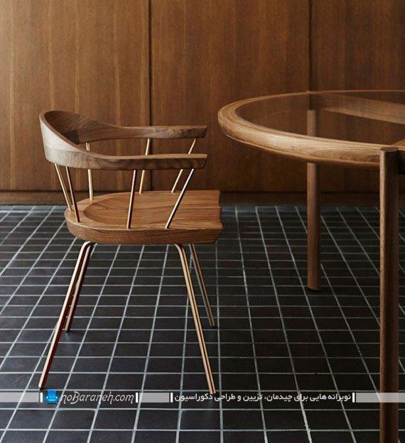 مدل جدید صندلی ناهارخوری