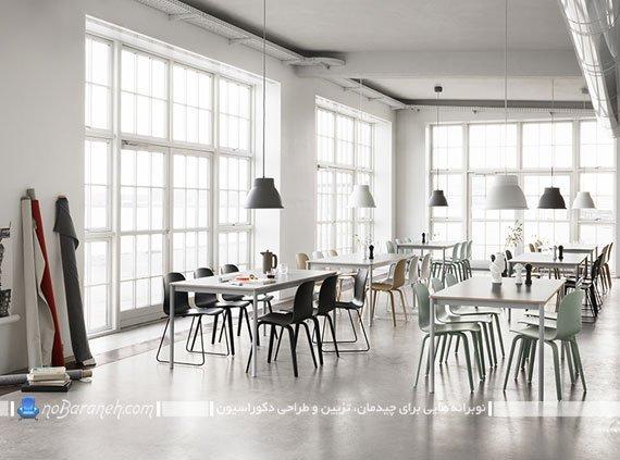 صندلی ناهارخوری مدرن