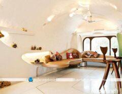 طراحی دکوراسیون فانتزی و جذاب خانه ای در شهر ...