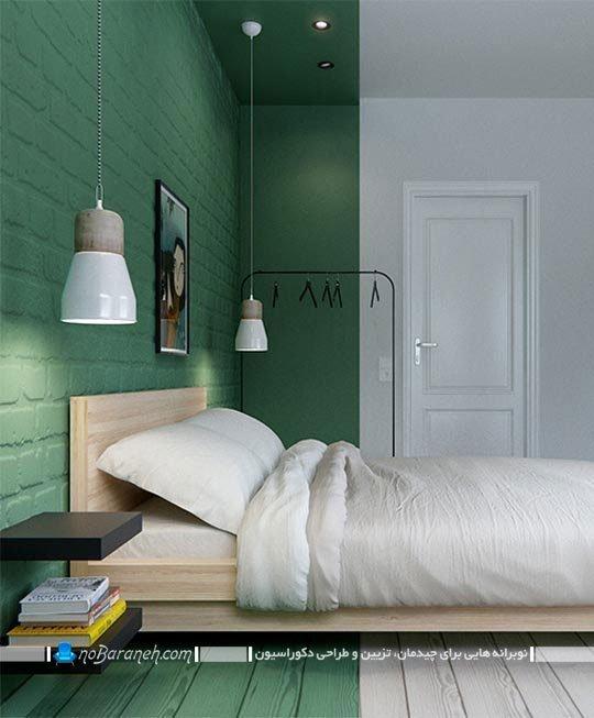 نقاشی اتاق خواب