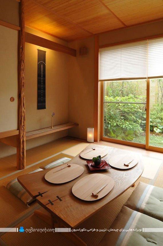 میز نهارخوری کلاسیک و سنتی