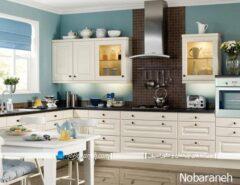 دیزاین و تزیین آشپزخانه های کلاسیک و مدرن با ...