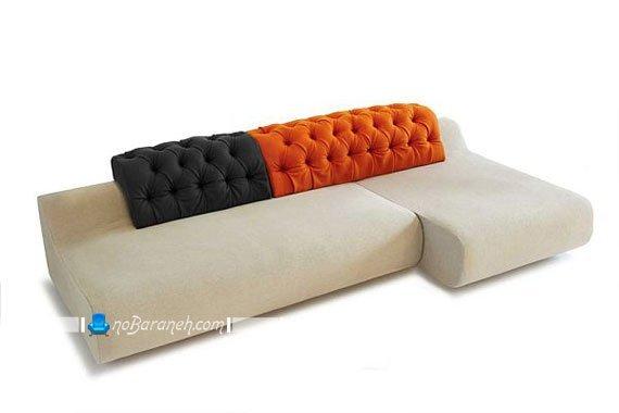 کاناپه راحتی سه نفره و مدرن