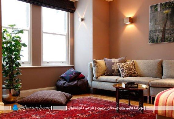 تزیین خانه با فرش و قالیچه