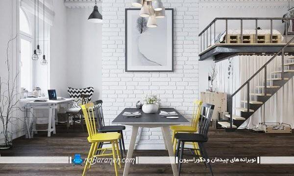 طراحی دکوراسیون خانه دوبلکس
