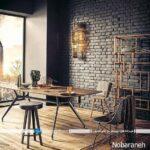 دکوراسیون داخلی خانه را با دیوارپوش آجری گرم کنید