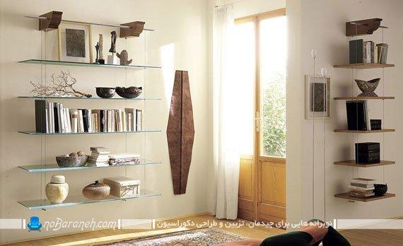 طبقه بندی شیشه ای مدرن در دکوراسیون داخلی