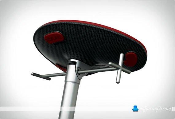 صندلی کامپیوتر با طراحی طبی
