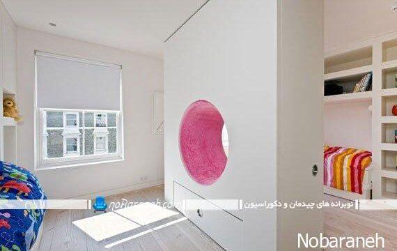 طراحی دکوراسیون اتاق نوجوان + عکس