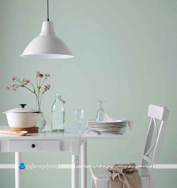 میز و صندلی ناهارخوری ایکیا ikea