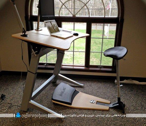میز و صندلی کامپیوتر و تحریر طبی