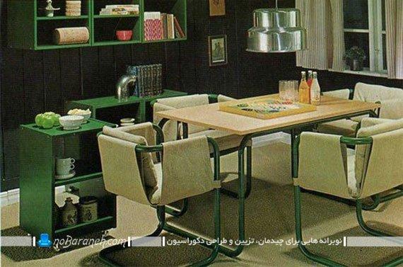 میز نهارخوری قدیمی ایکیا IKEA