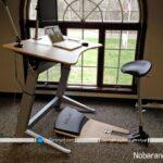 میز و صندلی مدرن کامپیوتر