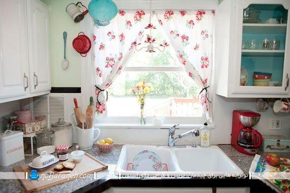 راهنمای انتخاب پرده برای پنجره آشپزخانه