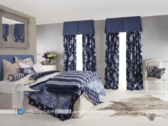 راهنمای انتخاب پرده برای اتاق خواب