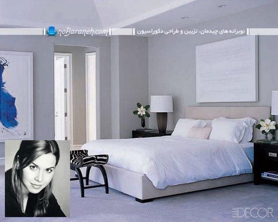 اتاق خواب افراد مشهور