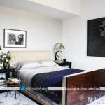 عکس و تصاویر دکوراسیون داخلی اتاق خواب افراد مشهور