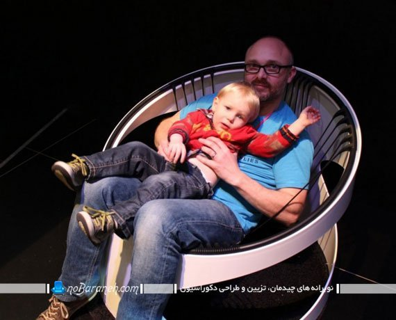 صندلی راحتی با طرح و مدل جدید