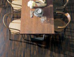 کفپوش چوبی بامبو