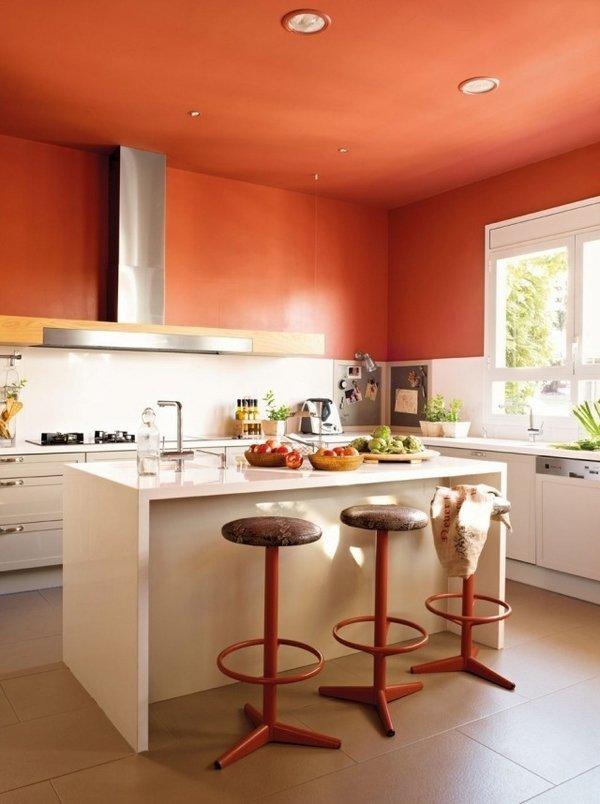 - Peinture murs cuisine ...
