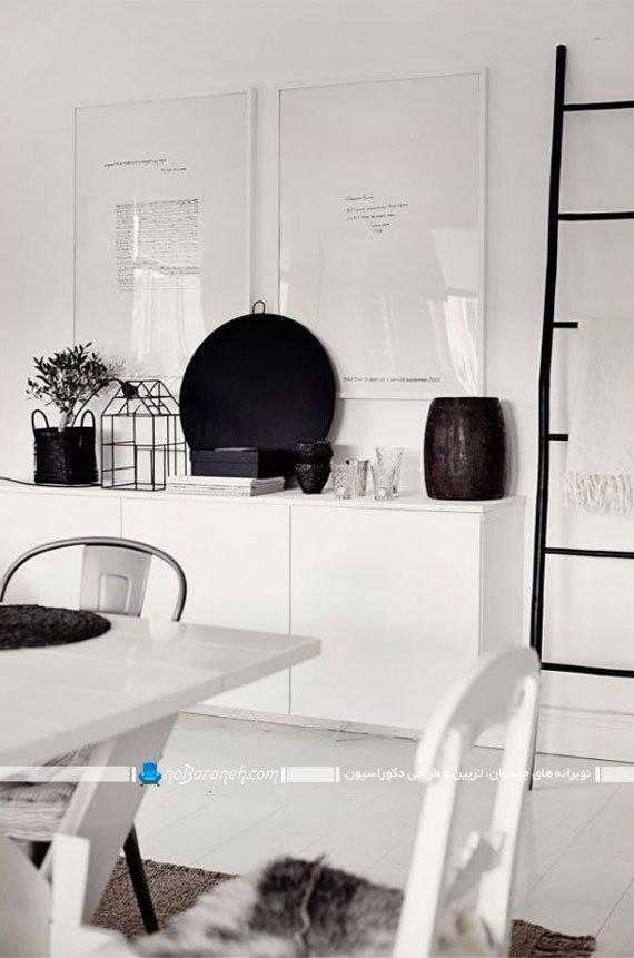 فضاسازی بیشتر در خانه با کمدهای چوبی ایکیا