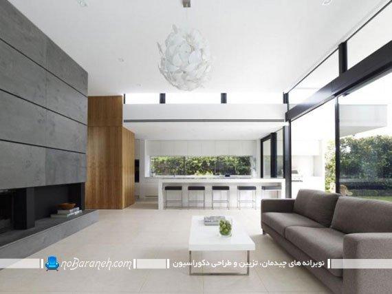 طراحی دکوراسیون مینیمالیستی خانه
