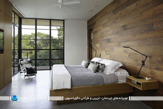طراحی دکوراسیون مینیمالیستی در اتاق خواب