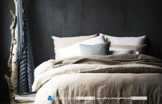 رخت آویز و چوب لباسی شاخه ای برای اتاق خواب
