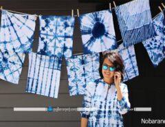 طراحی و تزیین دکوراسیون داخلی با رنگ آبی