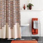 تزریق تنوع و زیبایی به دکوراسیون حمام با نصب پرده