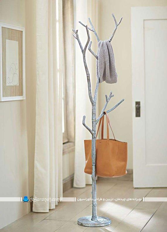 چوب لباسی شاخه ای و درختی