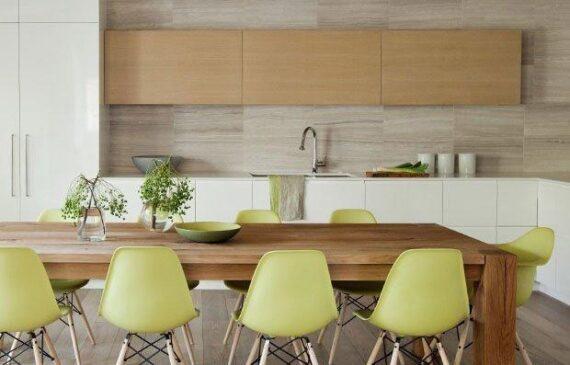 ایجاد کنتراست و تضاد رنگی در دکوراسیون آشپزخانه