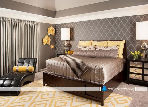 طراحی دکوراسیون اتاق خواب های زیبا