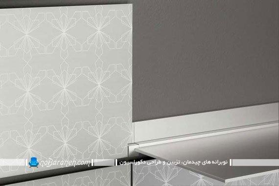 شلف و طاقچه دیواری مدرن. شلف و طبقه های تزیینی دیواری در مدل های شیک و جذاب