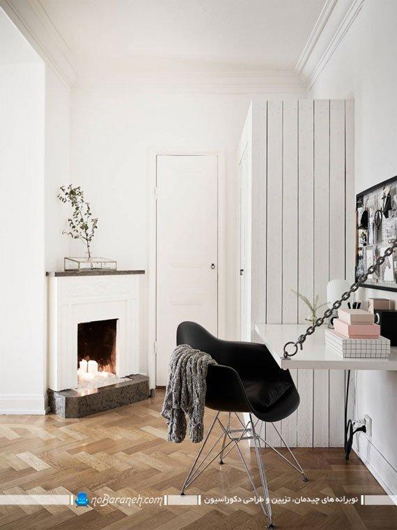 طراحی اتاق کار کوچک در منزل