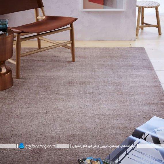 فرش پرز کوتاه ماشینی