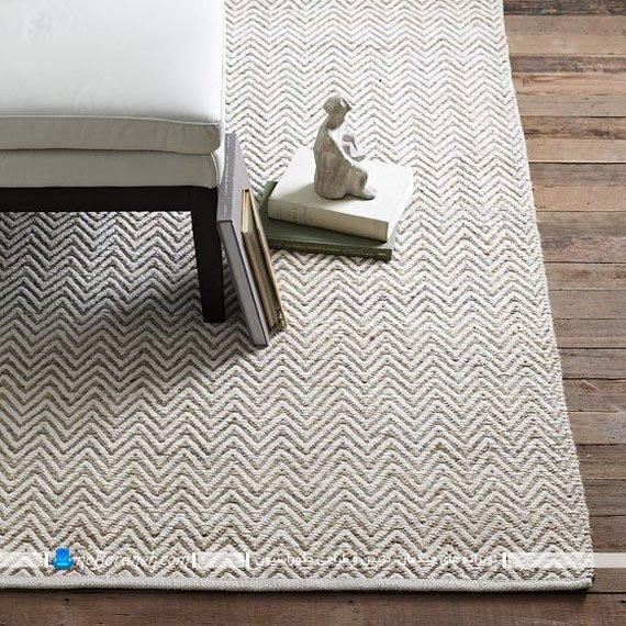 موکت و فرش ماشینی بدون پرز