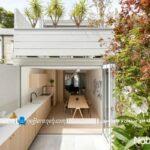 پاسیو و حیات خلوت ، حلال مشکل کمبود فضا در آشپزخانه