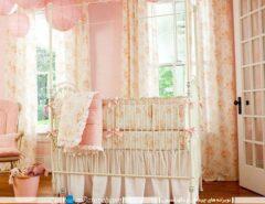 دکوراسیون اتاق نوزاد دختر