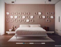 طراحی و تزیین دکوراسیون اتاق خواب