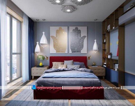 تابلوهای دکوراتیو برای تزیین اتاق خواب. مدل های جدید و شیک تابلو دکوراتیو دیواری و مدرن