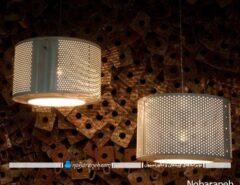 ساخت لوستر فانتزی برای نورپردازی خانه و منزل