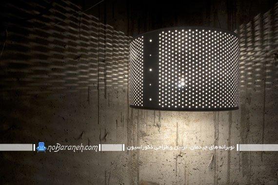 آموزش ساخت چراغ تزیینی برای نورپردازی فانتزی منزل