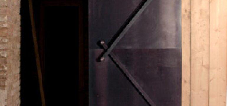 مدل درب چوبی دو تکه و مدرن با طراحی جدید