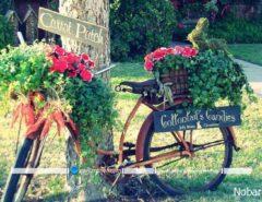 ایده های شیک و زیبا برای تزیین فضای خارجی و حیاط خانه
